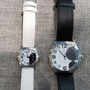 Marc by Marc Jacob's Watch set